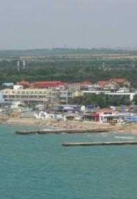 Набережная поселка Песчаное