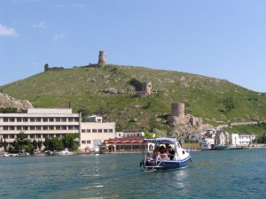 Балаклава, крепость Чембало