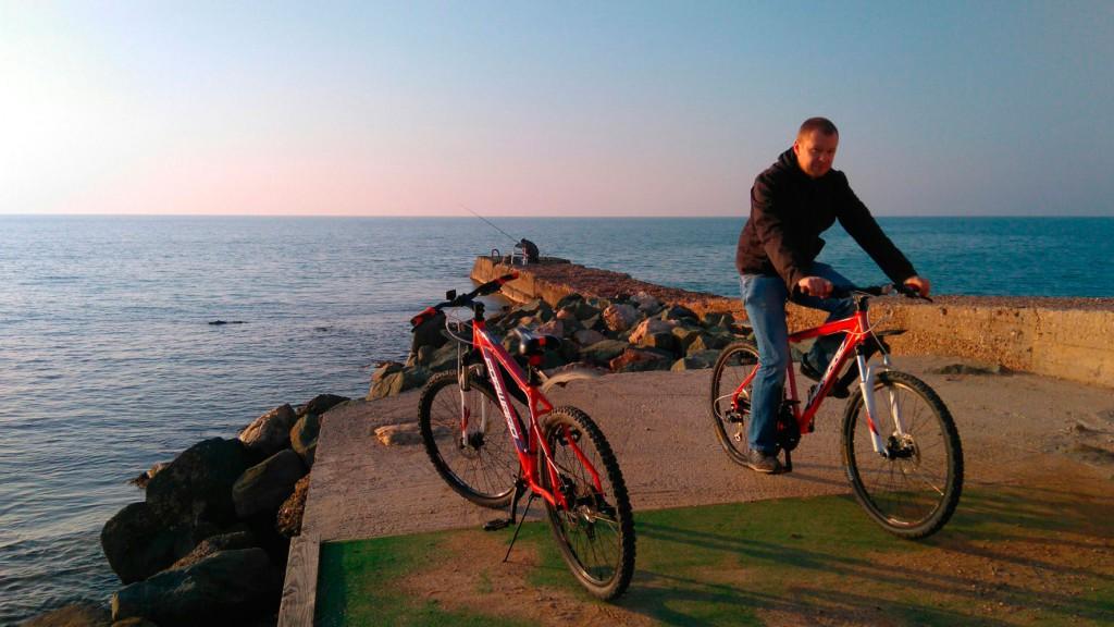 Прокат велосипедов в Песчаном