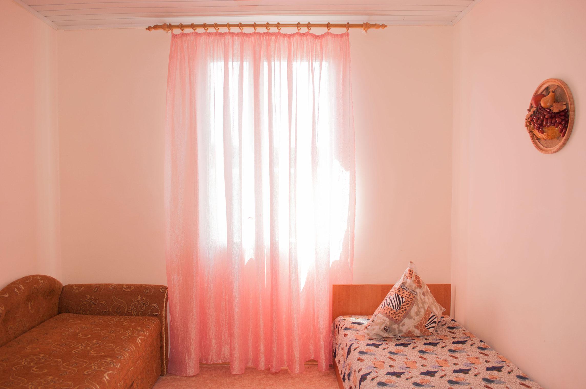 Эконом двухместный в гостинице Песчаное Летом